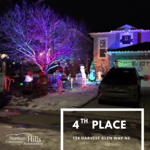 🎄Northern Lights Contest 2018 – Northern Hills Community Association
